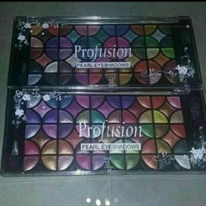 2 profusion pearl eyeshadows