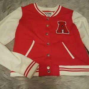 Varsity A jacket