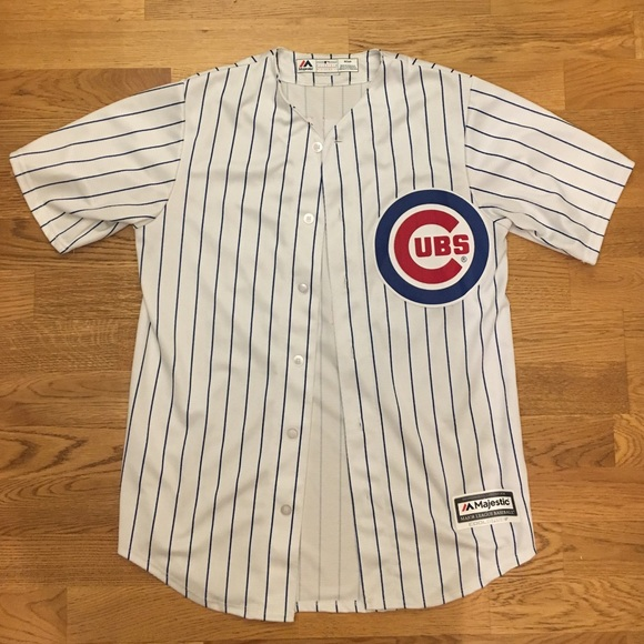 buy popular 6f3c4 99d0c Authentic Anthony Rizzo Chicago Cubs Jersey