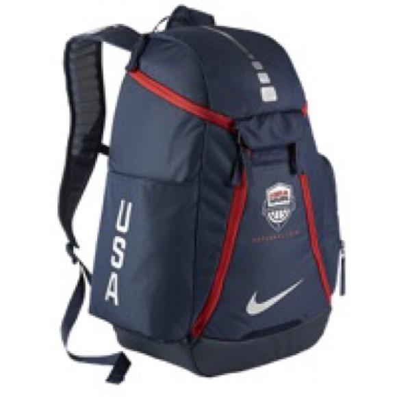 90eb92d8fe9d Handbags - Nike USA Elite Basketball Bag