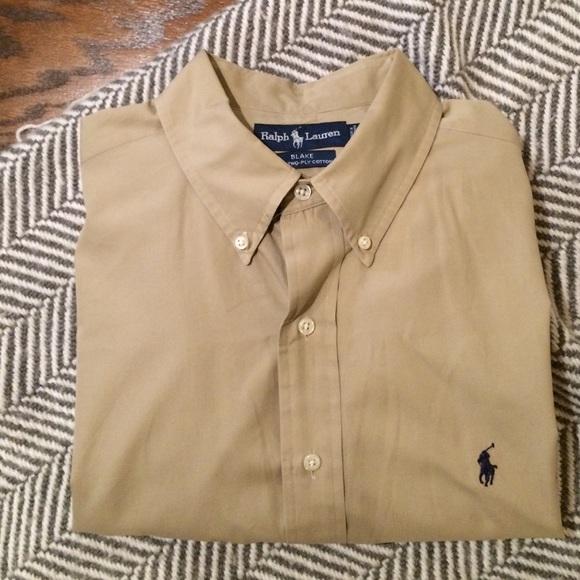 20bb72e6 Polo Ralph Lauren Men's Dress Shirt . Like new! M_5821e53b5c12f80039030665