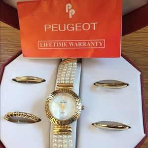 Peugeot Accessories - Peugeot women's watch.