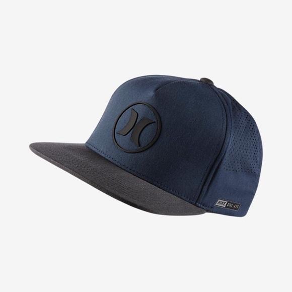 b0fed0e9744e7 Men s Hurley DRI-FIT Icon 2.0 SnapBack Hat