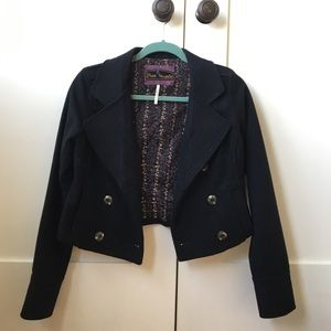 Free People Jackets & Blazers - Free People Pea-Coat