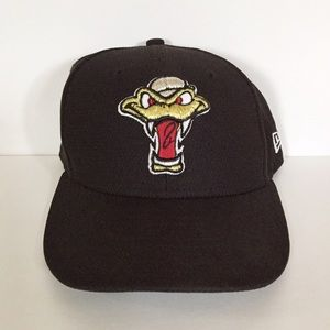 New Era Other - Wisconsin Timber Rattlers New Era MLB 59FIFTY Cap