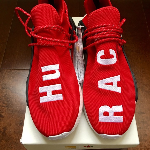 free shipping 56d66 d10b9 New Adidas NMD Pharrell Williams Human Race 11.5