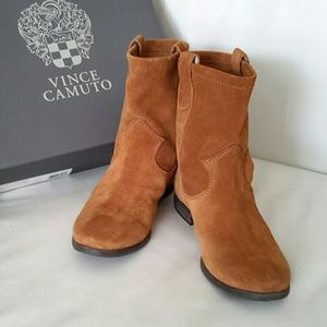 Shoes - Vince Camuto Booties