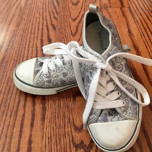 Other - ❤️Girls sparkly sneakers from Old Navy! EUC