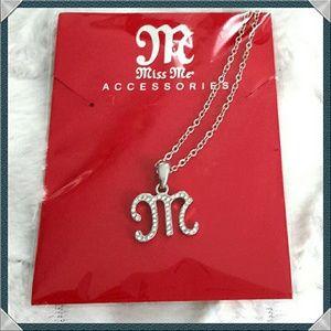 Miss Me Fashion Necklace NIP