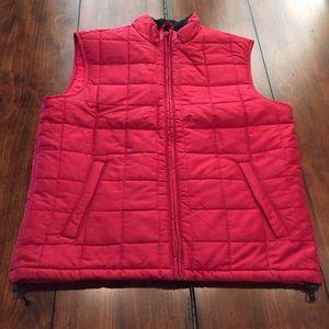Chaps Other - Chaps Men's L Zippered Winter Vest