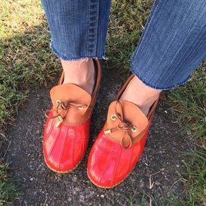 Tory Burch Matthew duck shoe