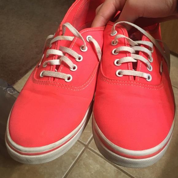 22499eeea0 Bring neon pink vans! M 5822185ed14d7bfd2003a78d