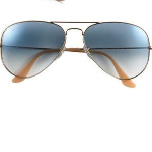 NWOT Ray Ban Aviator Sunglasses