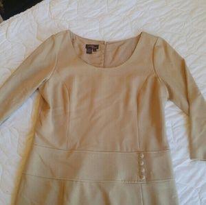Cynthia Howie Dresses & Skirts - Tan dress