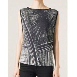 LOWEST💰NWT Helmut Lang Contrast Tank