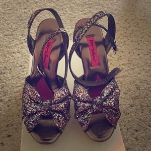 Betsey Johnson Shoes - Betsey Johnson Multicolor Polly's