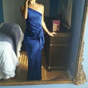 Blue Luxury dress