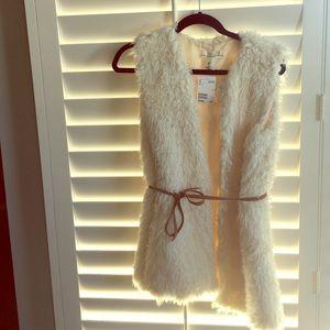 H&M Jackets & Blazers - Faux Fur Vest