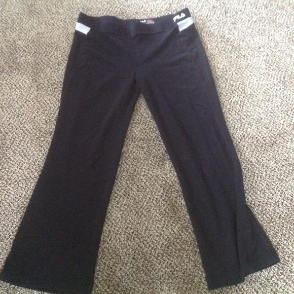 6d73eea369b Fila Sport Core Essential Focus Yoga Pants -XL. M 582229cb8f0fc42f1403e074