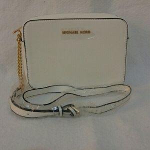 Handbags - White crossbody