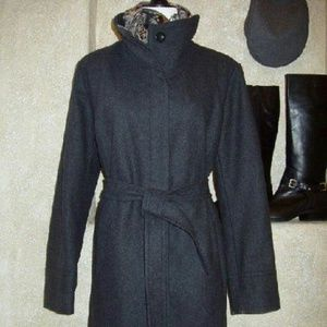 Wool Walking Coat NWT Sz XL 🌸
