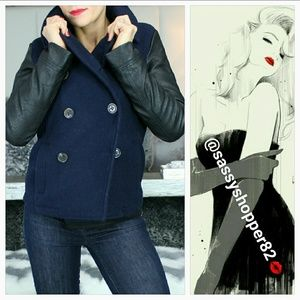 Aeropostale Jackets & Blazers - 🌟Aeropostale double breasted Coat NWOT