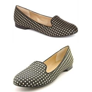 Beatrixx Polka Dot Loafers