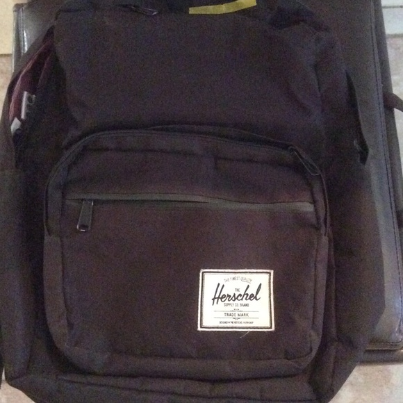 a38ee7bca83 Herschel Supply Company Bags   Herschel Supply Co Pop Quiz Black ...