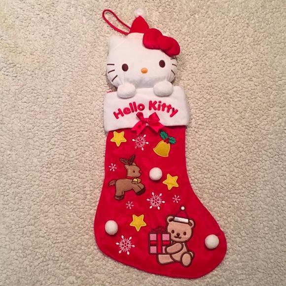 13e950a081bc5 ... Hello Kitty Christmas Stocking. M 58223d99981829b91a0421f5