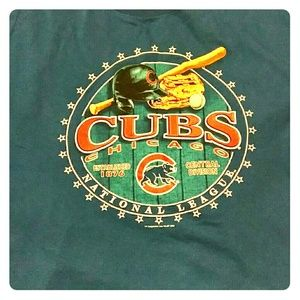 Other - Genuine Chicago Cubs T-shirt World Series winners