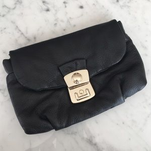 Marc by Marc Jacobs pouch - black leather