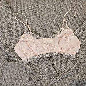 Leith Other - Leith Bralette in Blush