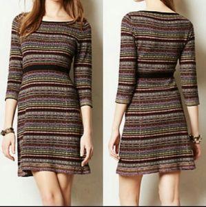 Anthropologie Sparrow Clara Sweater Dress- Medium