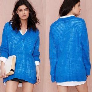 Cheap Monday Plexis V-Neck Sweater