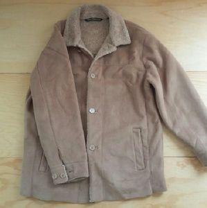 Weatherproof Other - Suede jacket for men