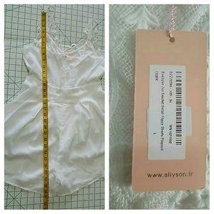 6959889f1f9 Boohoo Shorts - Boohoo Boutique Zoe Crochet Flippy Shorts Playsuit