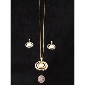 Park Lane Jewelry - Beautiful Park Lane necklace with earrings.