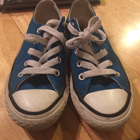 24b06eb5be7 Converse Other - Used toddler converse size 11