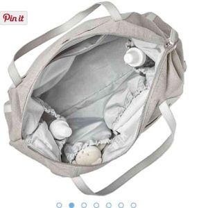 3ffa5824a9a9 Monique Lhuillier Accessories - POTTERY BARN KIDS MONIQUE LHUILLIER DIAPER  BAG