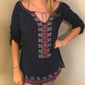 Meghan Fabulous  Tops - Meghan Los Angeles Tunic sz L