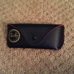 Black Ray ban case