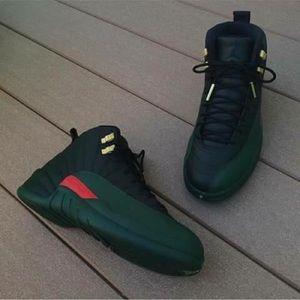 836c71cc6e8 Jordan Shoes | Gucci Retro 12s Customs | Poshmark