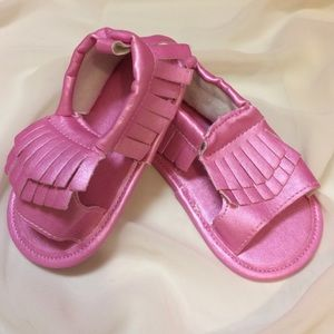 Other - NEW🌺cute*cute🌺 baby moccasin sandle