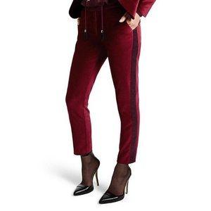 Altuzarra Pants - Altuzarra for Target Velvet Tuxedo Pant