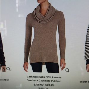 Sweaters - BNWOT Cashmere Sweater. Fits like picture