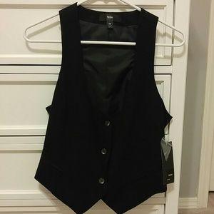 Mossimo Supply Co. Jackets & Blazers - Black vest