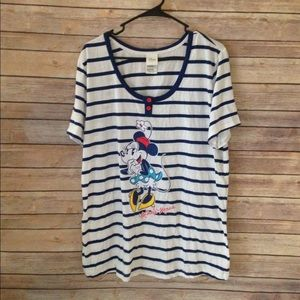 78440c4ed092 Disney Tops | Store Minnie Mouse Boutique Tee Sz 2x | Poshmark
