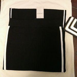 Brand New Carmen Marc Valvo pencil skirt!!