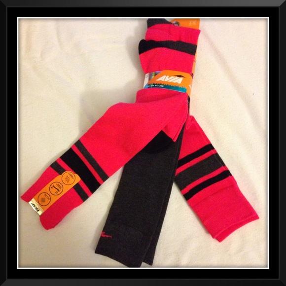 dc0a2cef5 Accessories - 3 Women Avia Knee-Hi Socks