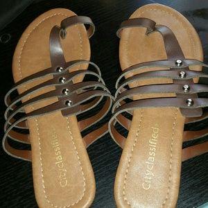 ♡♡♡♡  Flat sandals